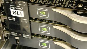 Multi-GPU: Nvidia entwickelt ab 2021 keine neuen SLI-Profile mehr