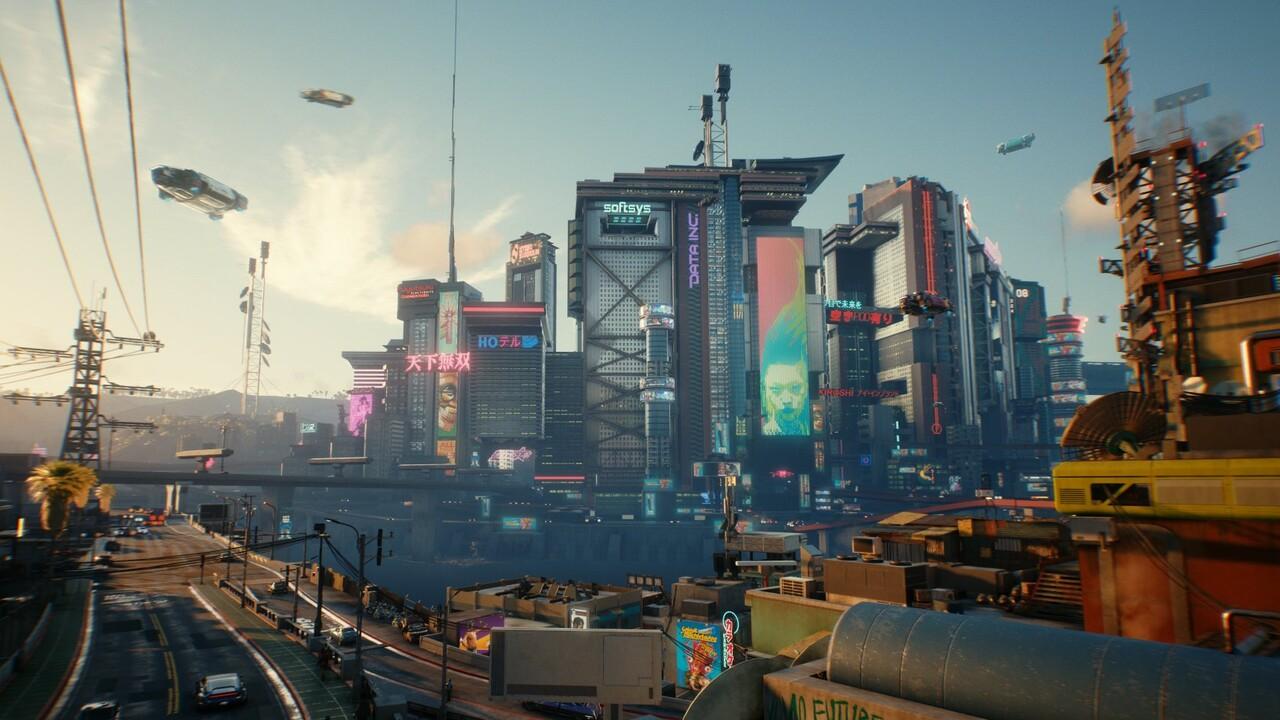 Cyberpunk 2077: CD Projekt verkündet niedrige Systemanforderungen