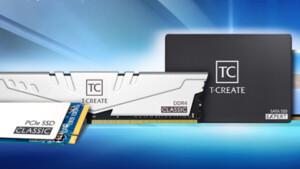 Produktvorstellungen 2020: Team Group zeigt AiO-Kühler, RAM und SSDs dreitägig Online