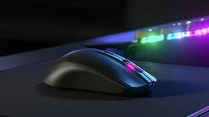 SteelSeries Rival 3 Wireless: Funkende Batterie-Maus hält 400 Stunden durch
