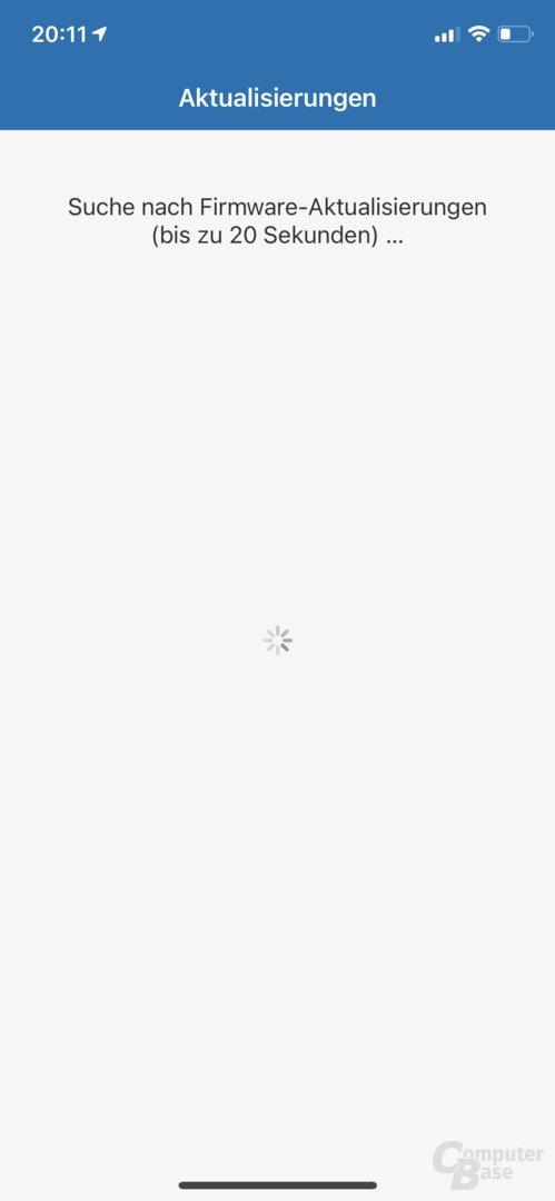 Devolo Home Network App für iOS