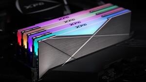 XPG Spectrix D50 Xtreme: Adata steigert beleuchteten RGB-RAM auf 5.000 MHz