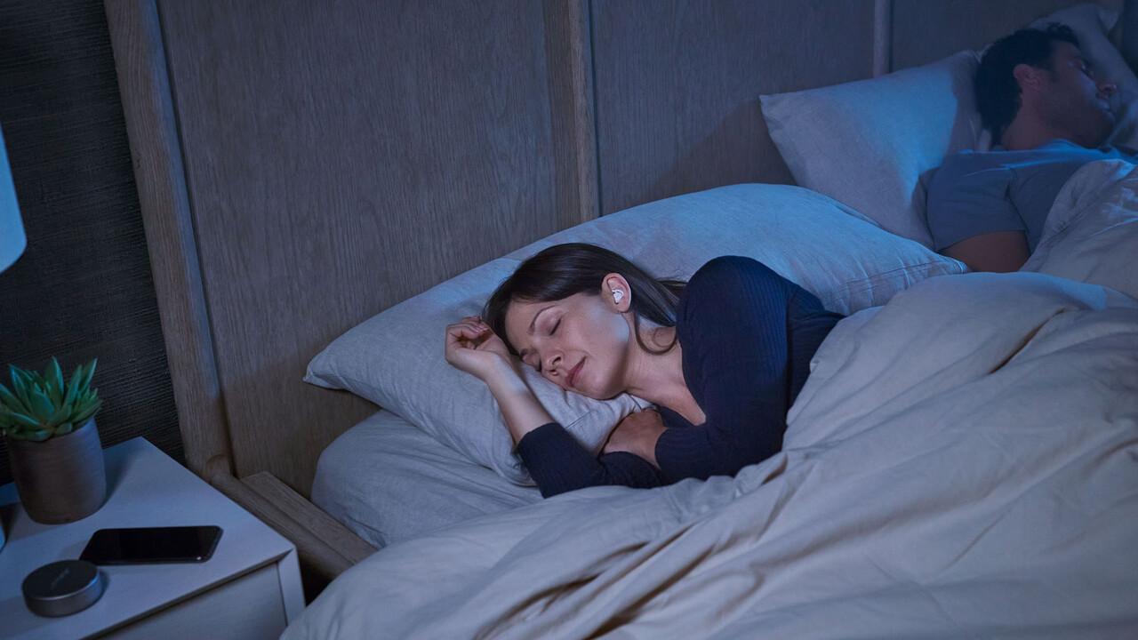 Bose Sleepbuds II: In-Ears maskieren Umgebung zum Einschlafen