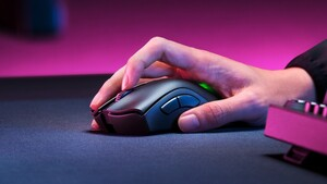 Razer DeathAdder V2 Pro: Die Todesotter funkt zum doppelten Preis