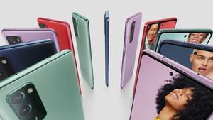 Samsung Galaxy S20 FE: Lite-Variante mit 5G setzt in Europa auf Snapdragon 865