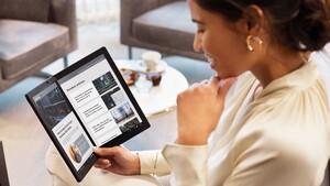 Lenovo ThinkPad X1 Fold: Falt-Notebook startet Ende Oktober für 2.799 Euro
