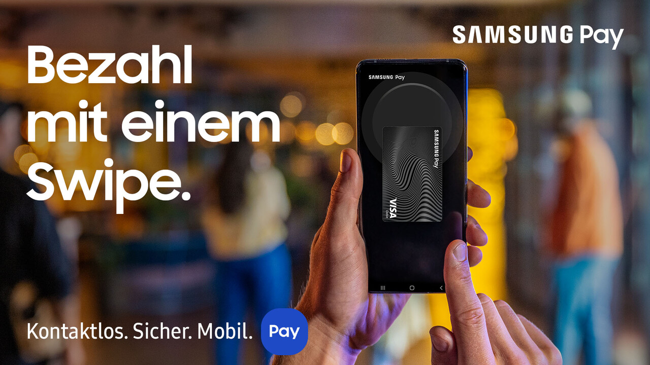 Samsung Pay Deutschland Start