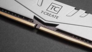 Team Group T-Create: Neue Produktfamilie startet mit DDR4-RAM in Silber
