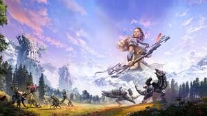 Videospiele-Markt im August: Horizon Zero Dawn startet auf dem PC fast in Witcher-Manier