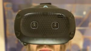 Vive Cosmos Elite im Test: In Summe empfehlenswert und sogar lieferbar