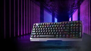 Kompakttastatur: Mad Catz rettet bei der Strike 13 den Nummernblock