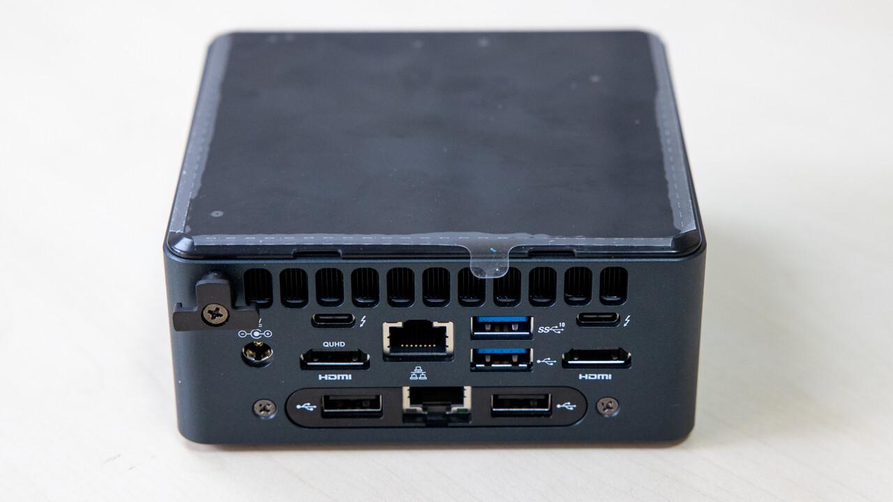 Intel NUC11 Pro Tiger Canyon: Fünf Varianten der Tiger-Lake-Mini-PCs spezifiziert