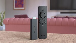 Amazon Fire TV Stick Lite: Zwei neue Sticks und Benutzeroberfläche mit Profilen