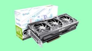 GeForce RTX 3090, 3080 & 3070: Palit präsentiert GameRock-Serie mit bis zu 420 Watt TDP
