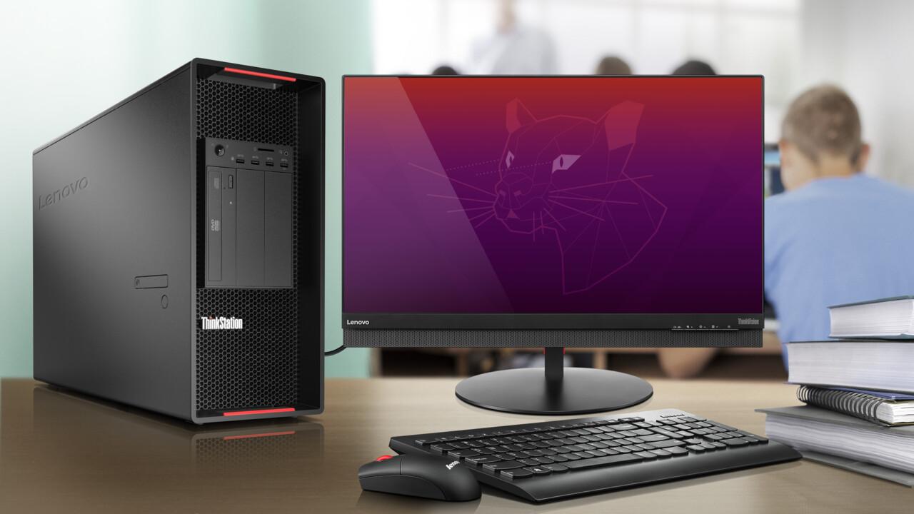 Lenovo: ThinkPad und ThinkStation starten mit Ubuntu Linux