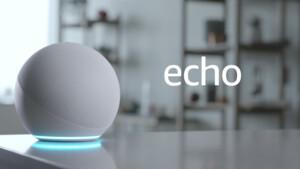 Amazon: Der Echo wird rund und bekommt Neural-Prozessor