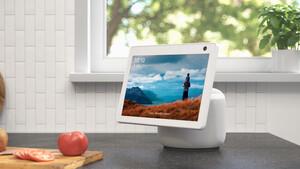 Amazon Echo Show 10: Das Smart-Display dreht sich mit dem Benutzer mit