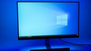 Philips Momentum 278M1R im Test: UHD-Monitor mit sehr hellem Ambiglow und guten Farben