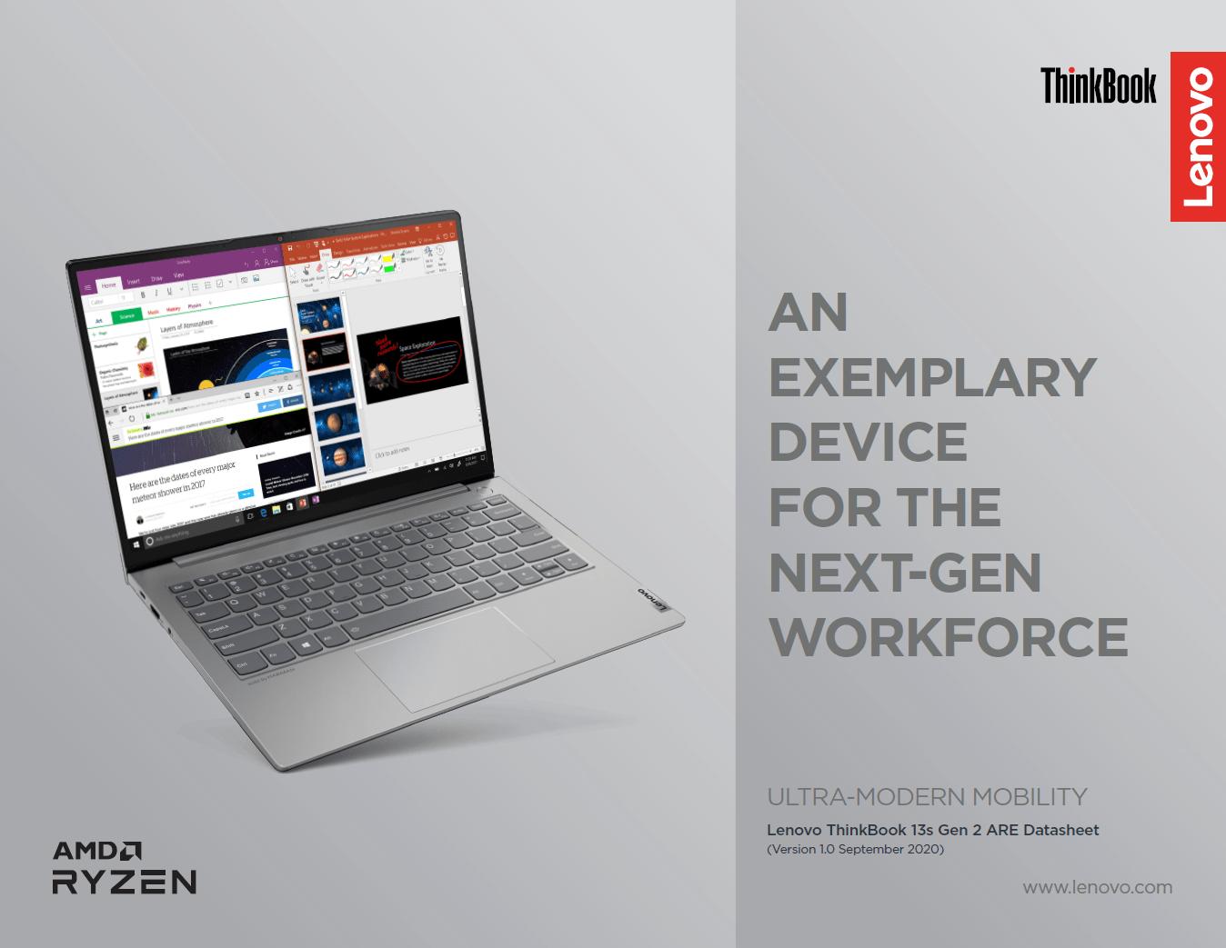 ThinkBook 13s Gen 2 ARE