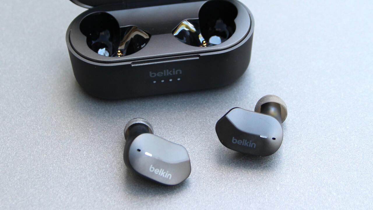 Belkin Soundform TWS: Guter Klang für unterwegs ohne teure Extras