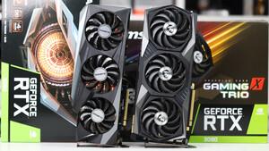Wochenrück- und Ausblick: Nvidia GeForce RTX 3000 bestimmt die Schlagzeilen