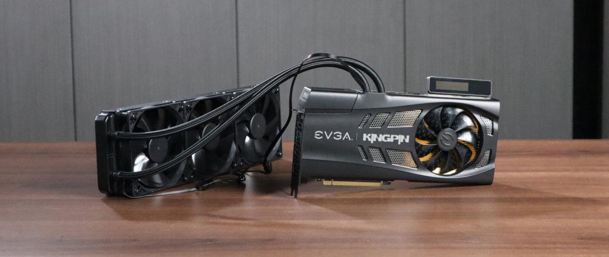 EVGA GeForce RTX 3090 K|NGP|N