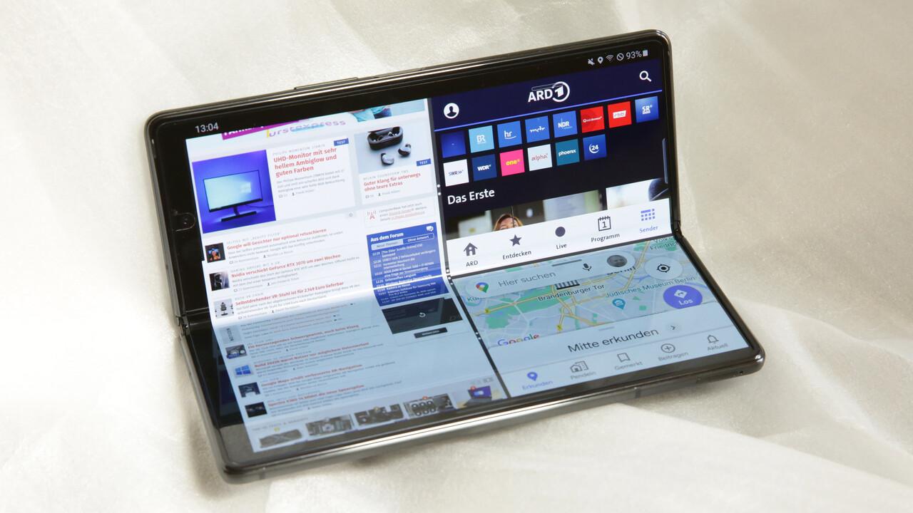 Samsung Galaxy Z Fold 2 im Test: Die Zukunft des Smartphones schon heute