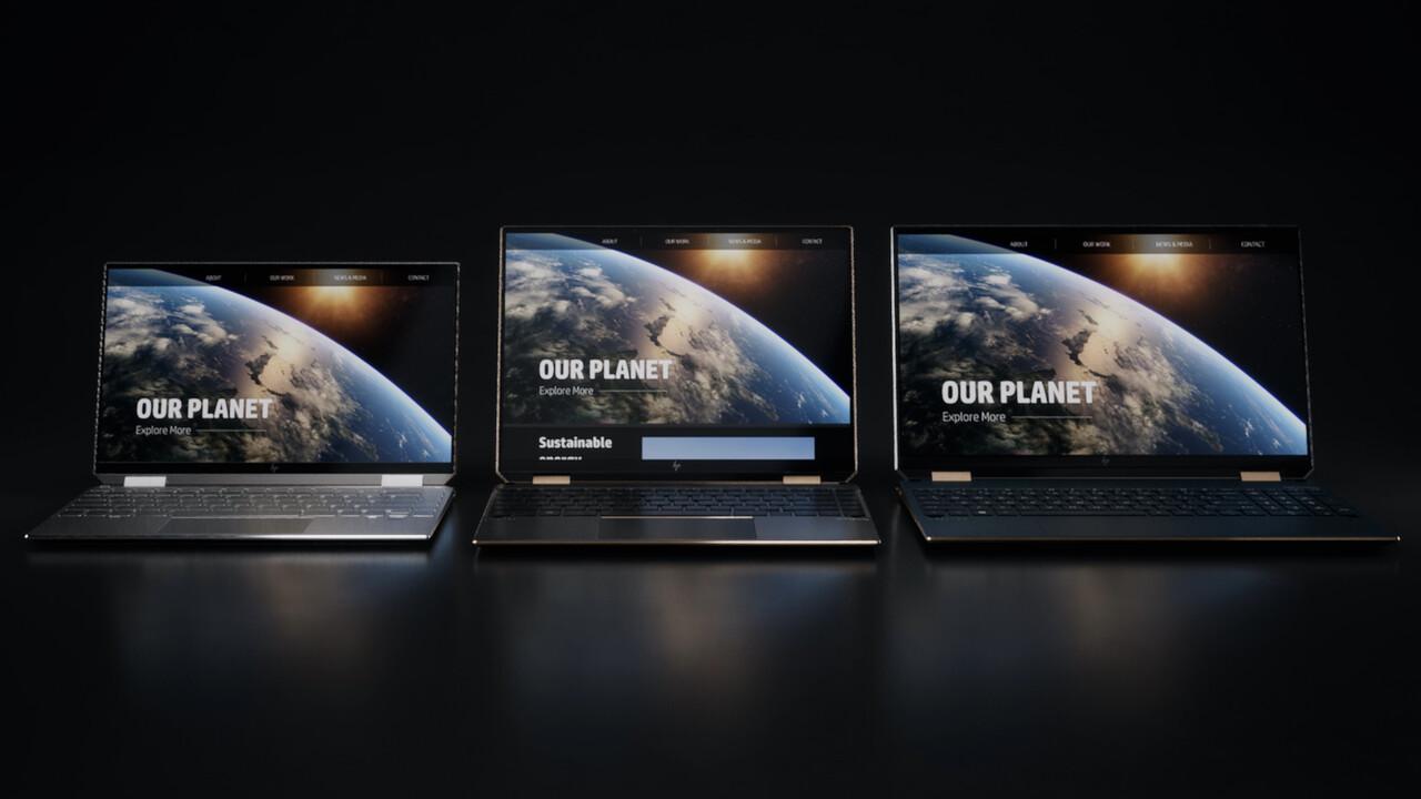 HPs Intel-evo-Notebooks: Spectre X360 14 bildet die neue Speerspitze