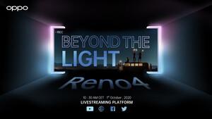Oppo Reno4: Europa-Premiere am 1. Oktober im Livestream