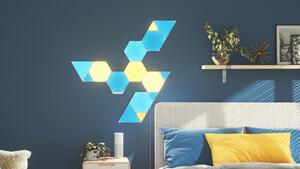 Nanoleaf Triangles: Dreieckige LED-Panels für mehr Möglichkeiten