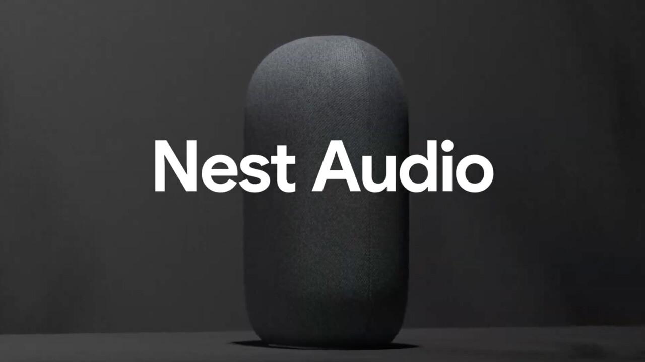 Google Nest Audio: Neuer Smart-Speaker mit besserem Klang