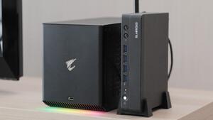 Gigabyte Brix Pro: Mini-PCs mit Tiger Lake und umfangreicher Ausstattung