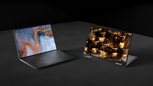 XPS 13 und XPS 13 2-in-1 (9310): Dell stellt kompakte Notebooks auf Tiger Lake um