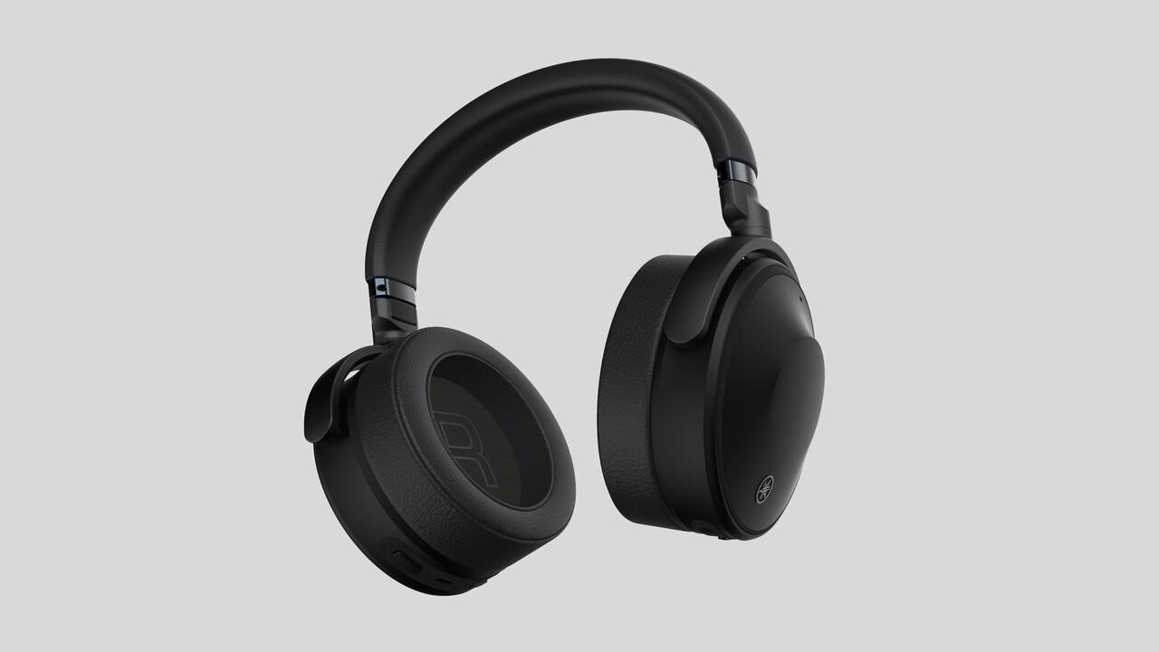 Yamaha YH-E700A: ANC-Over-Ear-Kopfhörer will klaren Klang bewahren