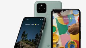 Pixel 5 und Pixel 4a 5G: Neue Google-Smartphones sind deutlich günstiger