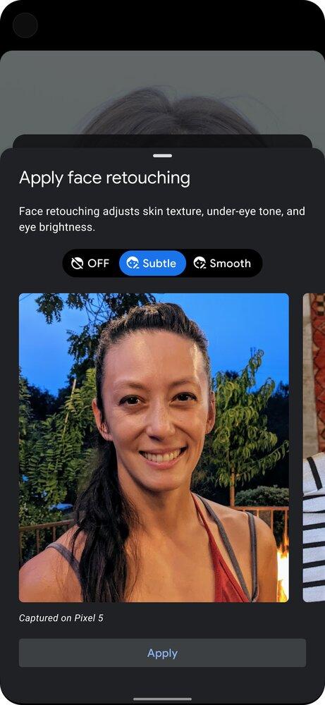 Neue Anwendung in Google Fotos