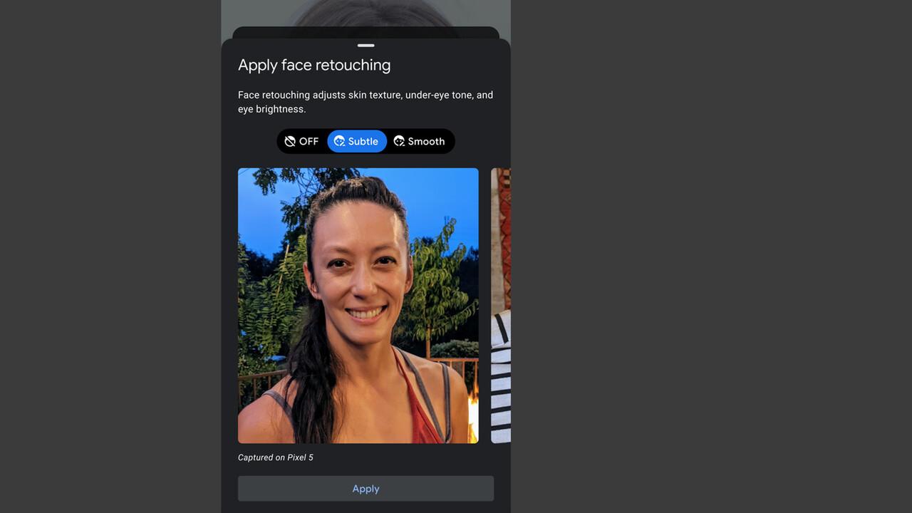 "Selfies mit ""Beauty Filter"": Google will Gesichter nur optional retuschieren"