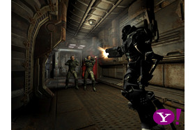 Quake 4 Screenshot (Quelle Yahoo.com)