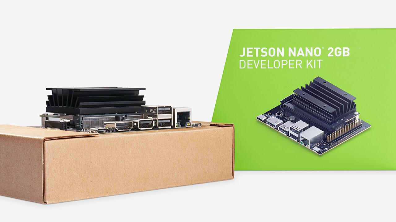 Nvidia: Jetson Nano wird mit 2GB RAM noch günstiger
