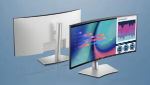 Dell U3421WE und U2421E: USB-C-KVM- und 16:10-Monitor mit Hardware-Filter