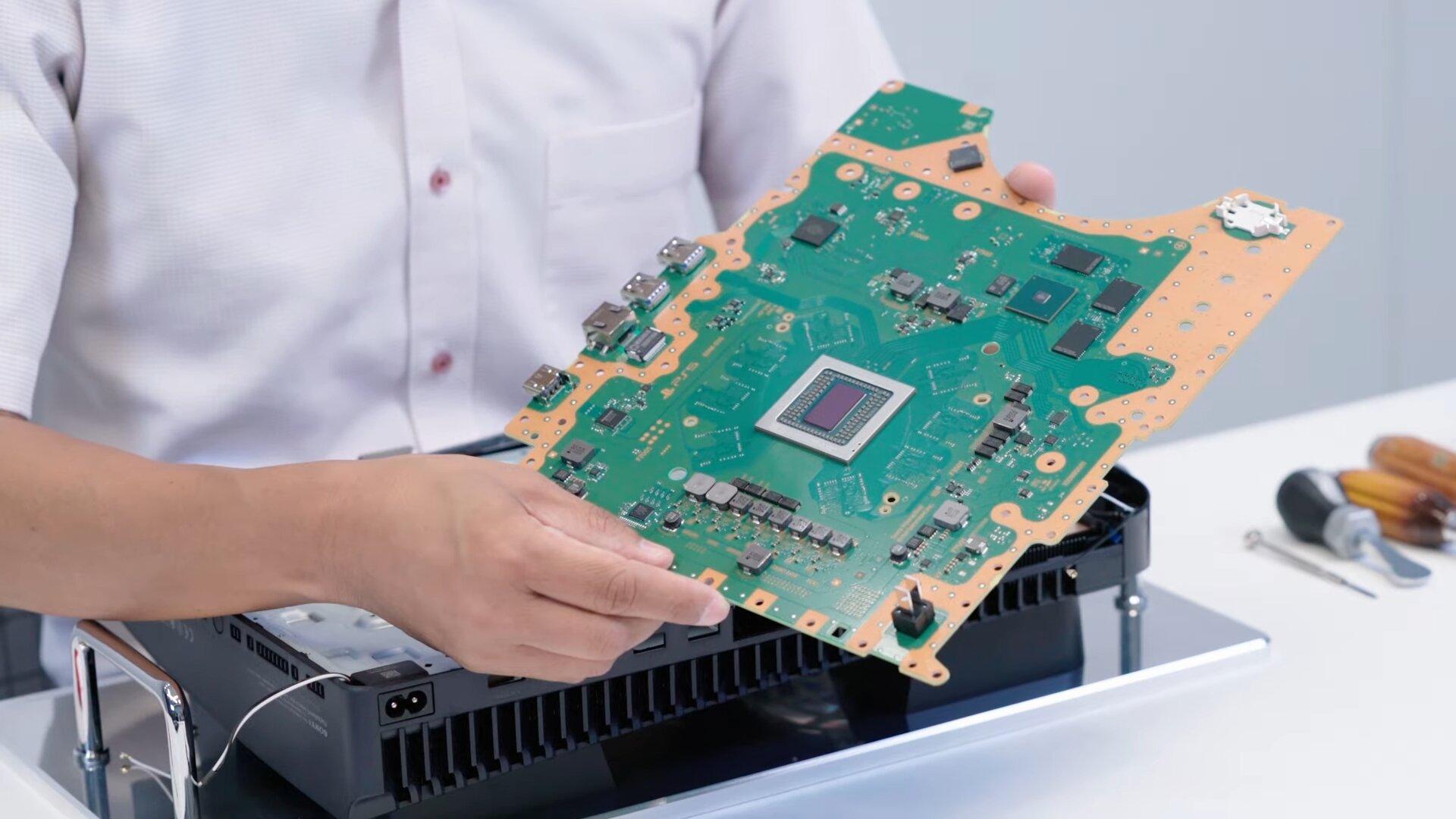 Hauptplatine mit AMD-Prozessor