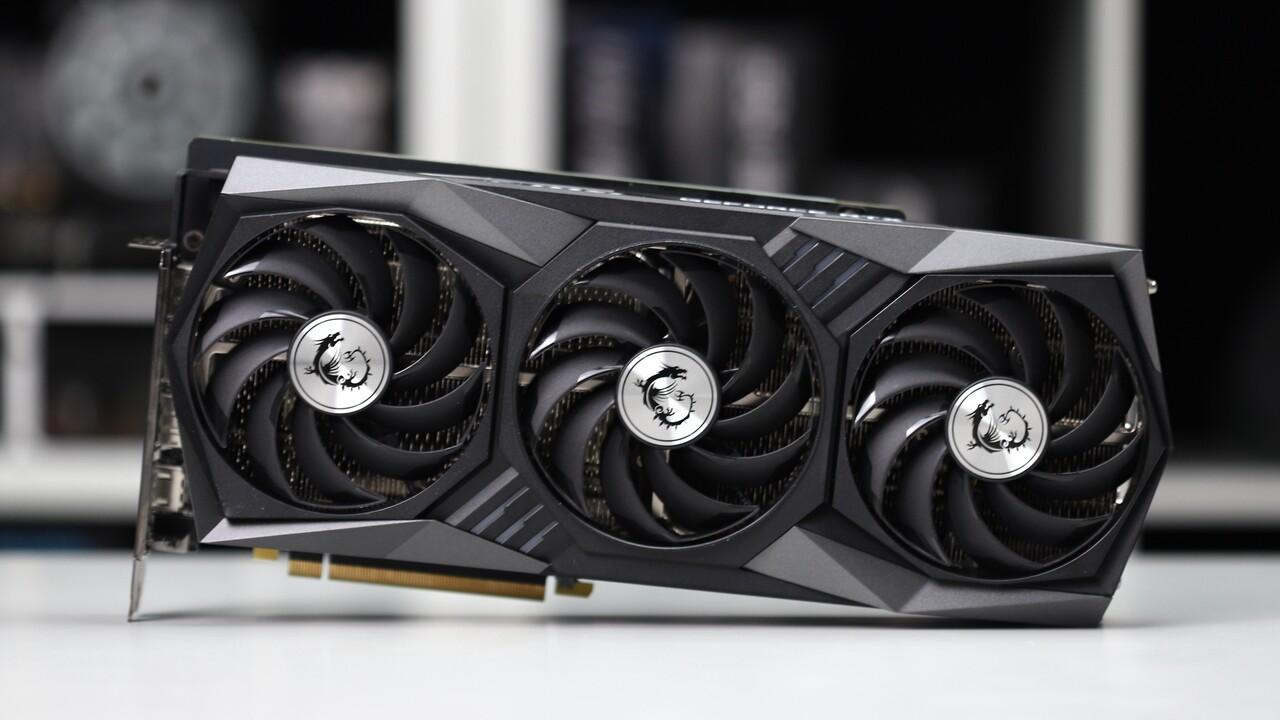 Gaming Ampere: MSI stoppt Verkauf neuer GeForce-RTX-3000 über eBay