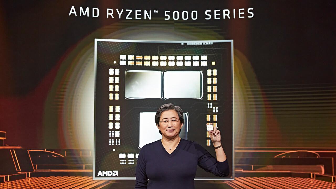 AMD Ryzen 5000: Zen 3 schlägt Intel auch in Spielen & Single-Core-Lasten