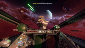 Star Wars: Squadrons im Test: 4K mit 60 FPS und voller Grafik auch ohne High-End-GPU