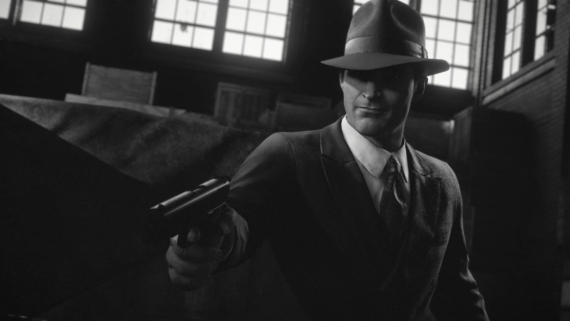 Mafia: Definitive Edition Noir-Grafikmodus