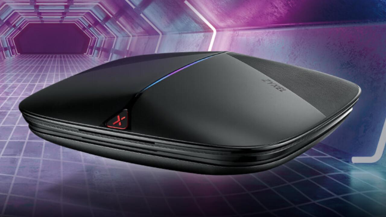 Zyxel Armor G5 und G1: 10 GbE, 2,5 GbE und Wi-Fi 6 im Router-Spitzenmodell