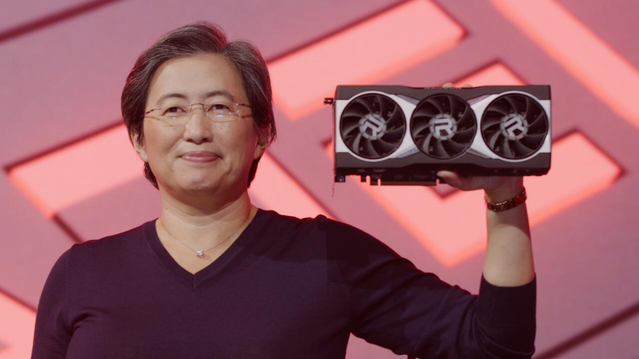 Radeon RX 6000: AMD-Benchmarks zeigen mehr als 60 FPS in 4K
