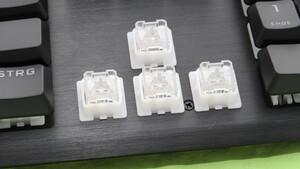 Corsair K60 im Test: Cherrys Viola-Taster frischen Budget-Tastaturen auf