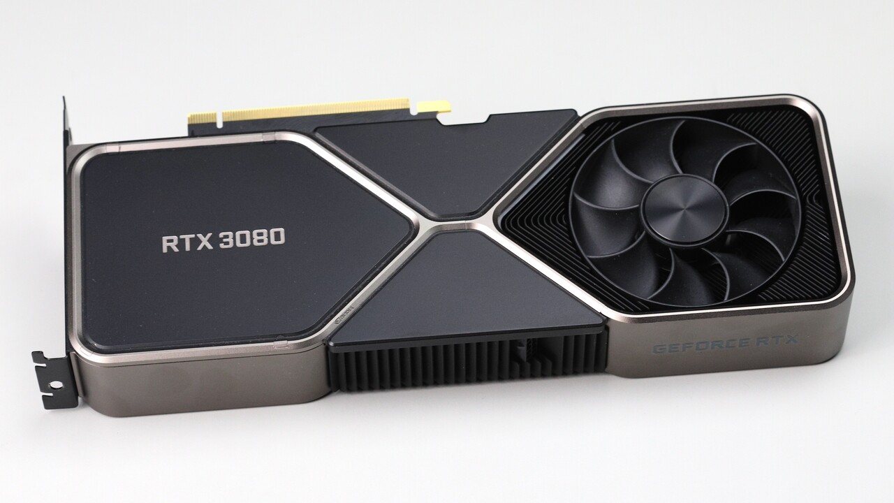 GeForce RTX 3090 und 3080: Nvidia prüft Verkauf der Founders Edition über Partner
