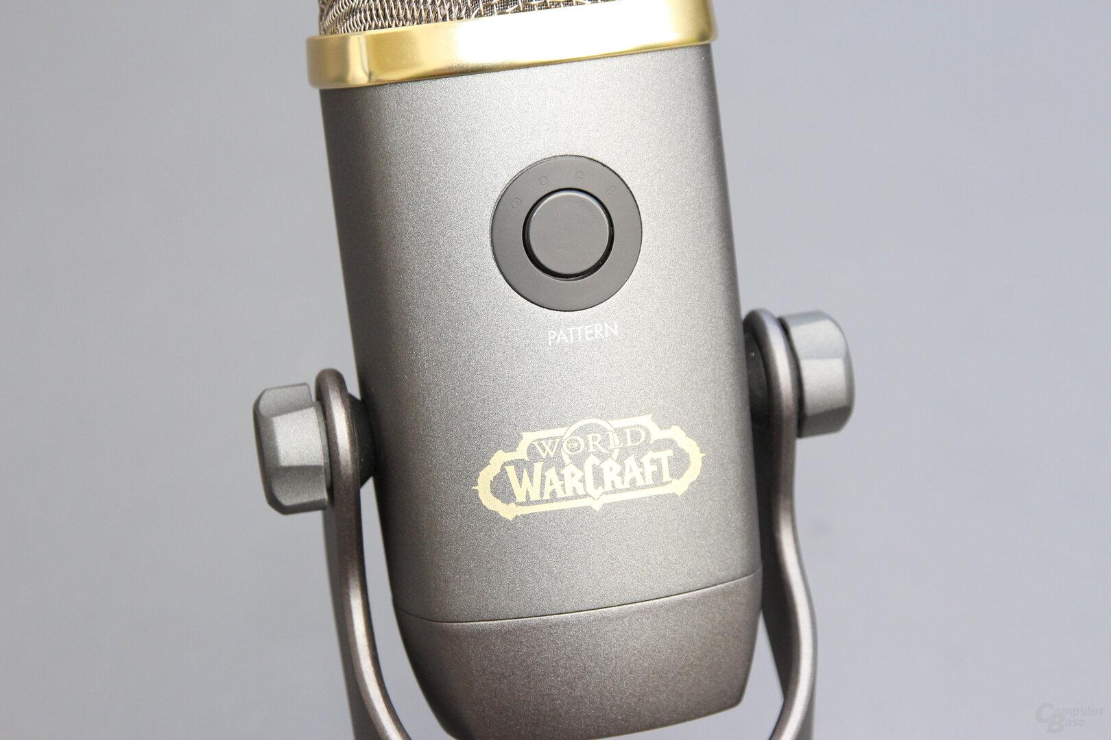 Blue Yeti X World of Warcraft Edition